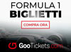 #Tickets on line.Formula 1 e MotoGp